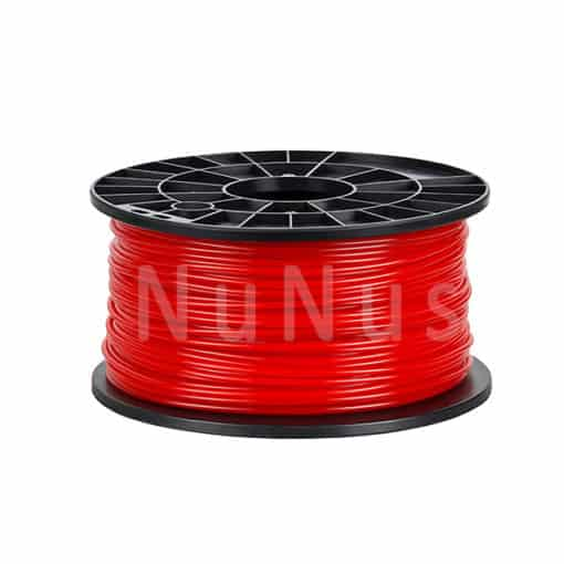 Flexible Rubber Filament 3,00mm rot
