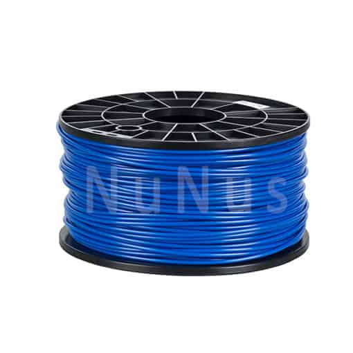Flexible Rubber Filament 3,00mm blau