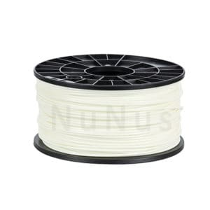 Flexible Rubber Filament 3,00mm weiss
