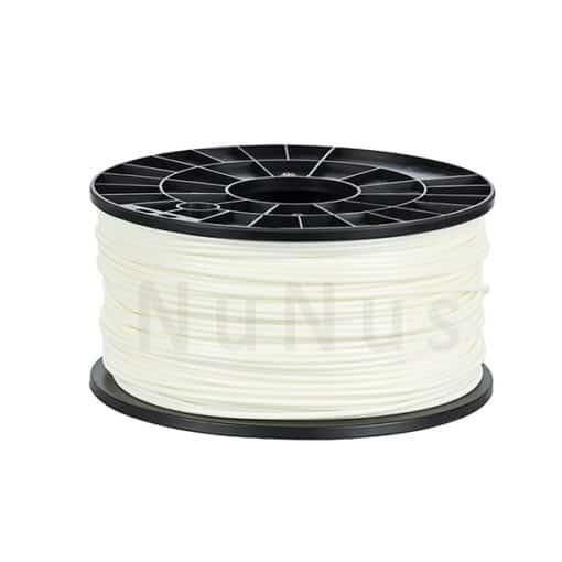 Flexible Rubber Filament 3,00mm weiss