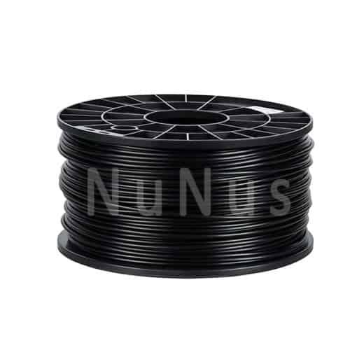Flexible Rubber Filament 3,00mm schwarz