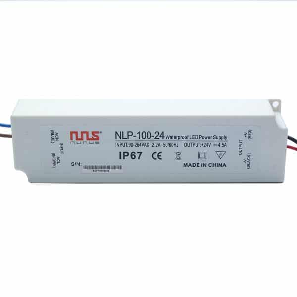 LED Trafo 24V 100W