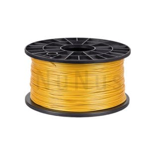 ABS Filament 1,75mm gold