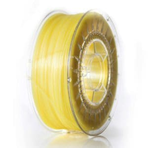 ABS Filament 1,75mm transparent gelb