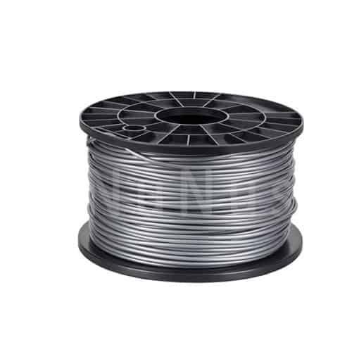 ABS Filament 3mm silber