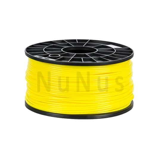 PLA Filament 3mm 1KG gelb